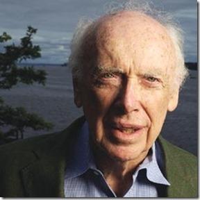 Dr. James Watson, Cold Spring Harbor, NY, 7.23.06